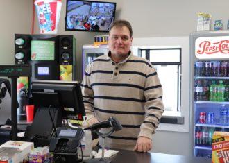 Adkins Fastop, local entrepreneur
