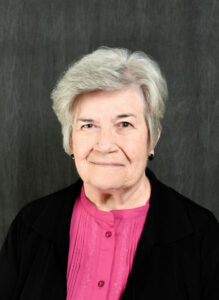 SKED board member Ginny Flanagan
